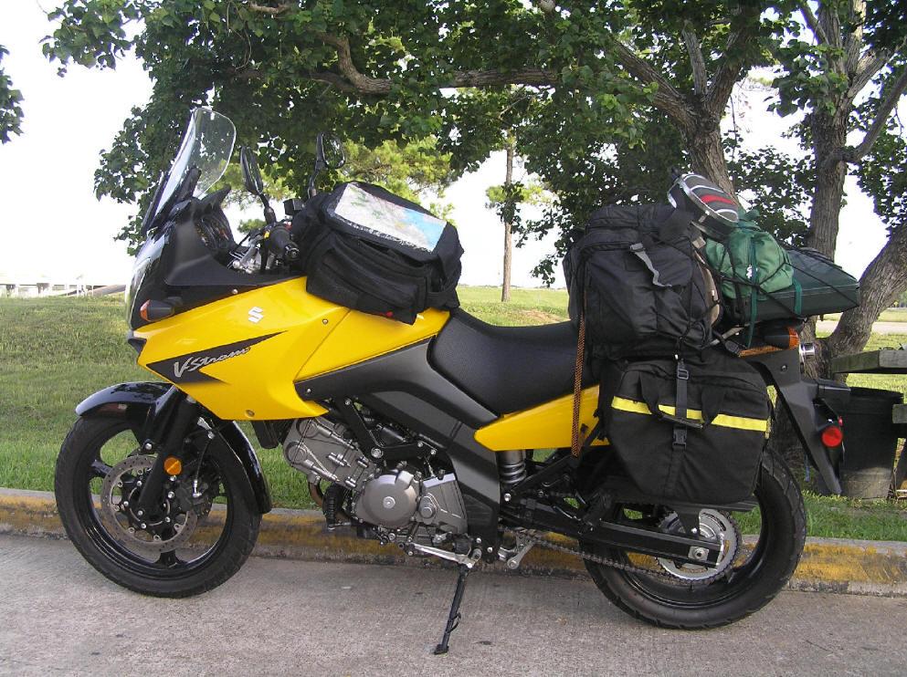 Suzuki V Strom For Sale Texas
